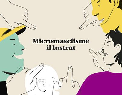 Micromachismo Ilustrado