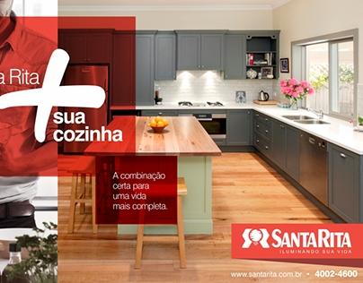 Campanha Institucional SANTA RITA
