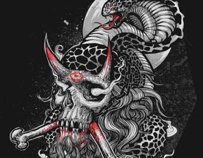Dark Art for Apparels  2011 to present