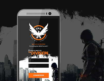 TheDivision | App concept