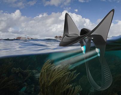 Analizador de superficie marina / sea surface analyzer