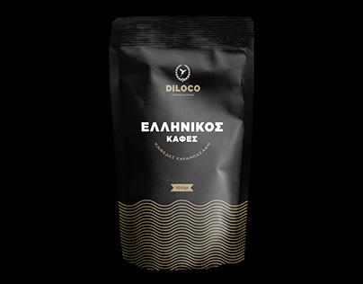 Diloco Greek Coffee