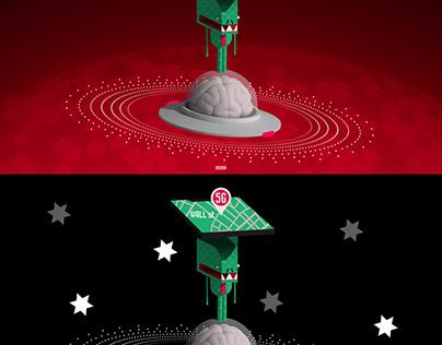 Conspiracy music video