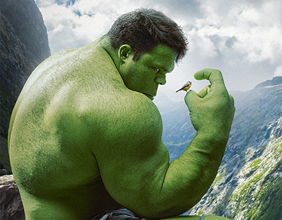 Hulk Marvel Submission