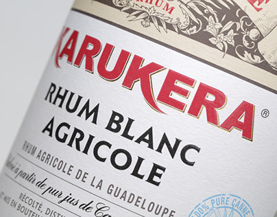 KARUKERA - Rhum Blanc
