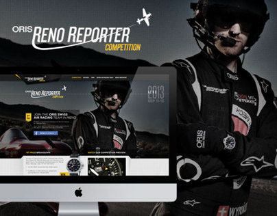Oris Reno Reporter Competition