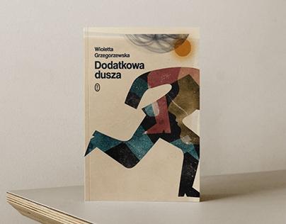 "Book cover ""Dodatkowa dusza"" by Wioletta Greg"