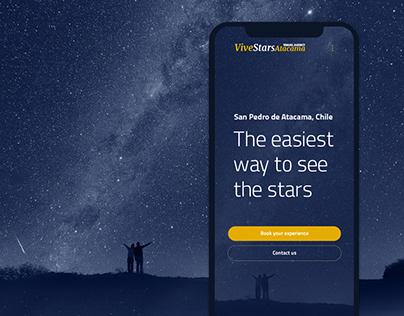 UX/UI Design / Travel Agency