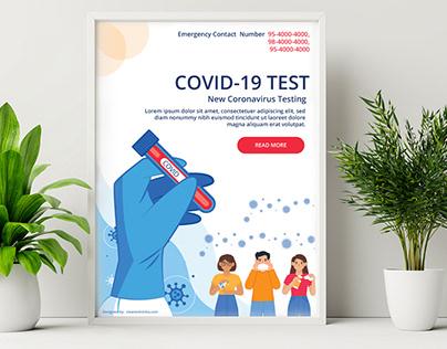 Covid-19 Poster Design