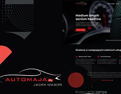 Project automaja.pl