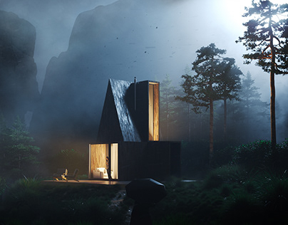 Forest House №1