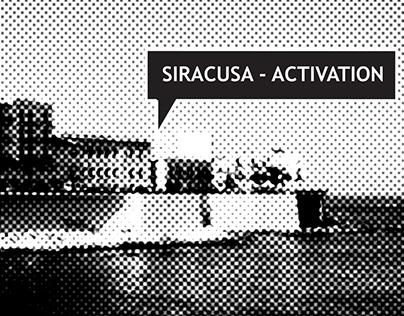 Siracusa - Activation