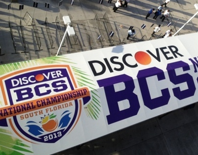 2013 Discover Orange Bowl & BCS National Championship