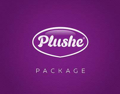 Paper products Plushe tm. Бумажная продукция