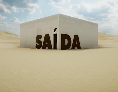 SAÍDA game [web art]