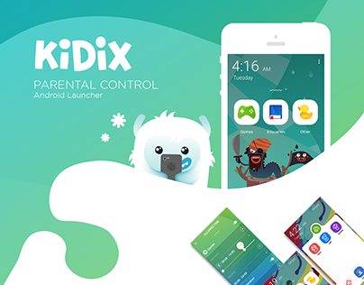 Kidix - Parental Control