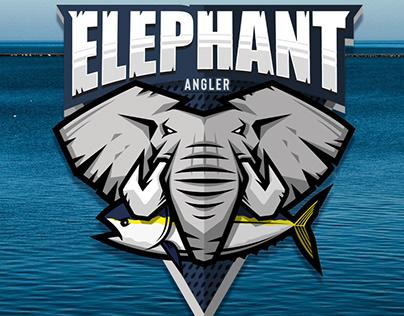 FICO Extreme giant fishing angler brand emblem