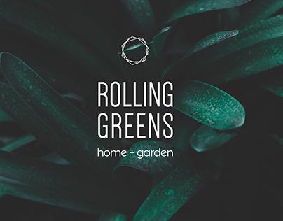 Rolling Greens | Brochure Project