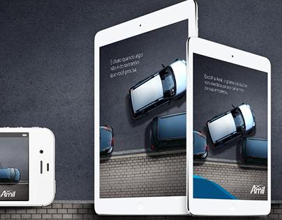 iPad Ad - Amil
