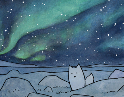Arctic illustrations