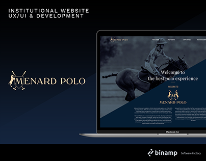 Menard Polo | Interface Design & Development
