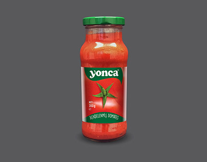 Some of Yonca Package Designs