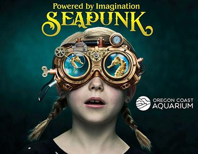 "Oregon Coast Aquarium ""Seapunk"""