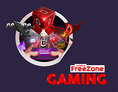 Vodafone FreeZone Gaming