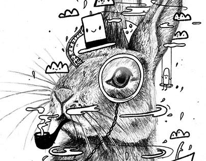 Bunny Doodle-Bomb