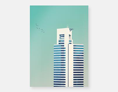 Concrete Living - Poster Series