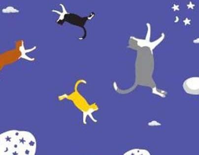 Cats İllustration