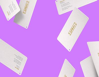 Goldpass — Branding & Identity