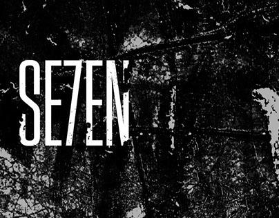 Title Sequence- Se7en