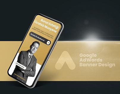 Levent Aydar Google AdWords Banner Design