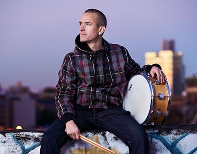 Jazz Drummer - Michel Maurer