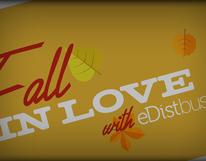 Fall eDist Business email