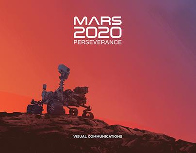 Mars 2020 Visual Communications