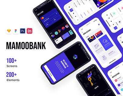 Mamoobank - Mamoobank - Light mode & Dark mode