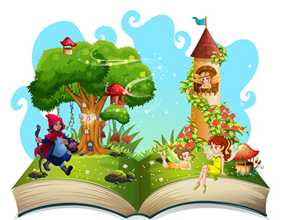 Fairytale Illustration