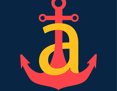 Thirty Logos Challenge #10 - Anchor