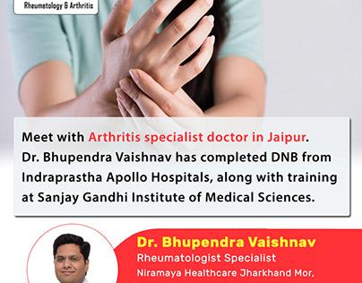 Arthritis Specialist Doctor in Jaipur