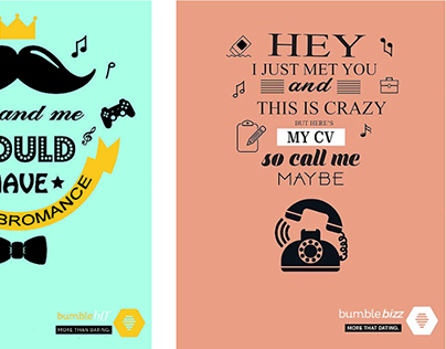 CMYK Top New Creative #58 features five BICsters