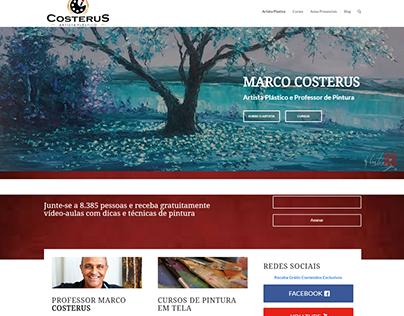 Desenvolvimento de Site - Professor Costerus