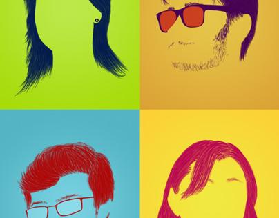 Neopop Faces