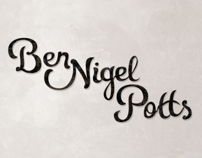 Ben Nigel Potts