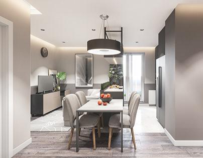 Living Apartaments Interior