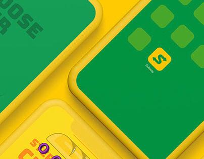 Subway | App Concept