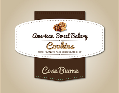 Packaging Cookies (brand: Cose Buone)