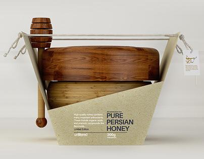 Pure Persian Honey