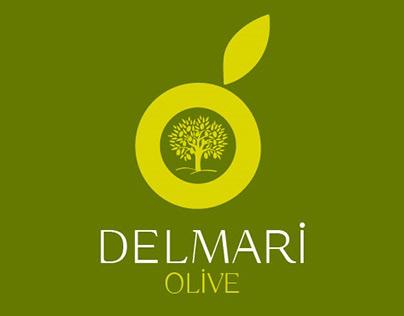 Delmari Olive - Kurumsal Kimlik ve Ambalaj Tasarımı